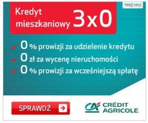 credit agricole kredyty mieszkaniowe
