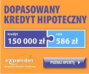 expander kredyt hipoteczny