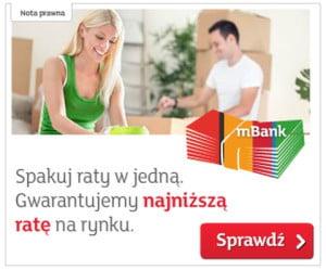 mbank kredyt konsolidacyjny