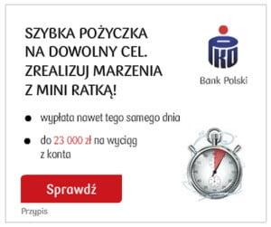 pko bpmini ratka kredyt gotówkowy kredyty gotówkowe