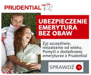 prudential ubezpieczenia nażycie ubezpieczenie emerytalne