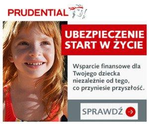 prudential ubezpieczenie nażycie dziecka start wżycie