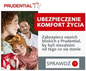 prudential ubezpieczenia nażycie