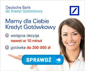 deutsche bank kredyty bezzaświadczeń